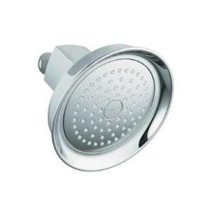 Margaux Single Function Shower Head Finish Vibrant