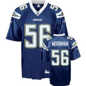 Shawne Merriman Navy Reebok NFL San Diego Chargers Toddler Jersey