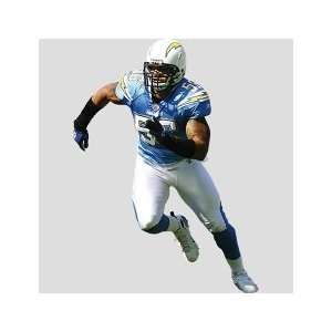 Shawne Merriman, San Diego Chargers   FatHead Life Size