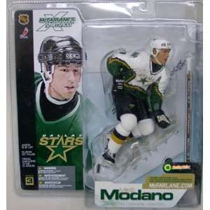Figure Mike Modano (Dallas Stars) White Jersey VARIANT Toys & Games