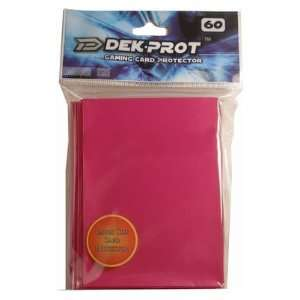 DEK PROT Full / Magic/Naruto/Pokemon Sized Card Sleeves