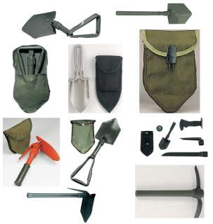 Heavy Duty Backyard Outdoor PICKS & SHOVELS Small & Big