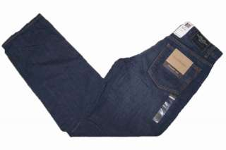 Calvin Klein Mens Straight Leg Jeans 51C Dark Wash*