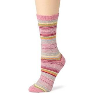 Bell Socks Womens Merino Wool Blend Crew Socks by K. Bell