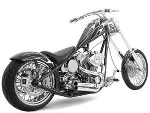 KRAFT TECH RIGID STYLE CHOPPER FRAME FOR EVO MOTORS