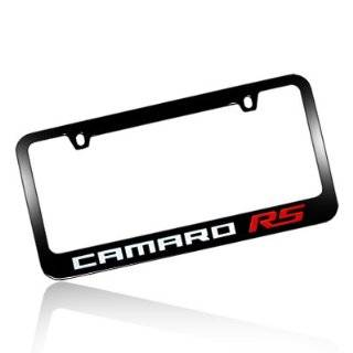 2010 2011 Chevrolet Camaro RS Chrome License Plate Frame