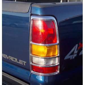 Tail Light Cover, for the 2000 Chevrolet Silverado 1500 Automotive