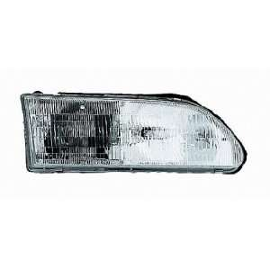 93 97 Toyota Corolla Headlight (Passenger Side) (1993 93 1994 94 1995