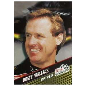1994 Finish Line 90 Rusty Wallace (Racing Cards)