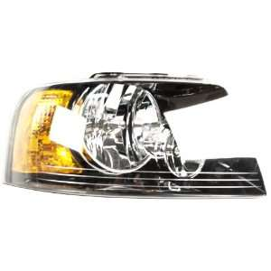 com OE Replacement Ford Expedition Passenger Side Headlight Assembly