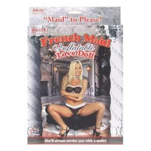 Adam and eve french maid love doll, carmen Health