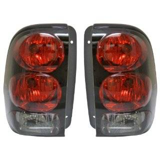 02 05 CHEVY CHEVROLET TRAILBLAZER EXT TAIL LIGHT RH