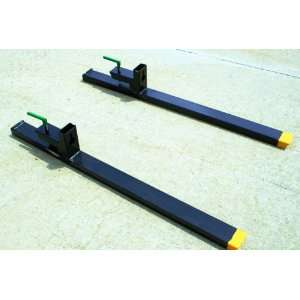 Light Duty Pallet Forks 1200 Lbs Lift Capacity, Wont Harm