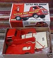 Lindbergs LITTLE RED WAGON 65 DODGE WHEELIE TRK