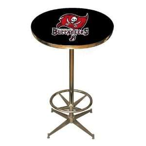 Tampa Bay Bucs Buccaneers NFL 40in Pub Table Home/Bar Game Room