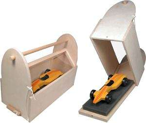 Pinewood Derby Car Carrying Case
