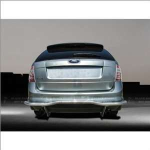 07 11 Ford Edge Black Horse Stainless Steel Bumper Guard