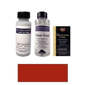 2 Oz. Victory Red Paint Bottle Kit for 2002 Suzuki Vitara