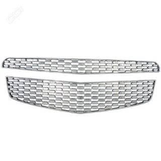 Coast To Coast IWCGI82 High Impact Triple Chrome Plated ABS Grille