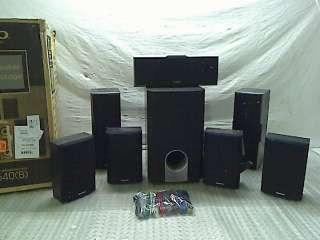Onkyo SKS HT540 7.1 Channel Home Theater Speaker System