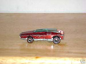 HW HOT WHEEL `70 RED LINE *WHIP CREAMER*