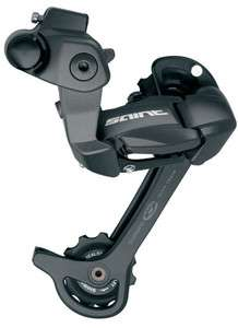 Shimano Saint 9 Speed Mountain Bike Rear Derailleur Long Cage RD M801