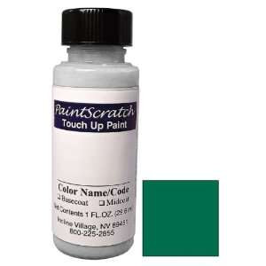 Oz. Bottle of Shale Green Metallic Touch Up Paint for 2001 Dodge