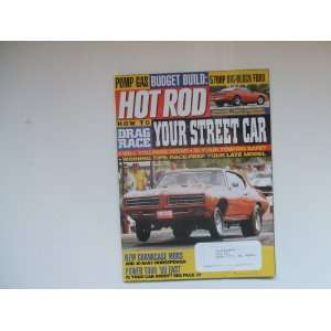 Hot Rod Magazine February 2000; Your Street Car Petersen Magaqzine