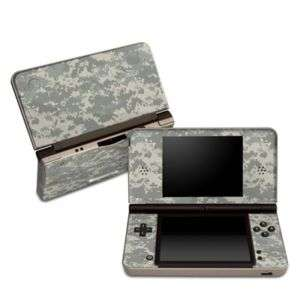 Nintendo DSi XL Skin Cover Case Decal Acu Camo Army