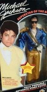 1984 MICHAEL JACKSON GRAMMY AWARDS DOLL  M.I.B.