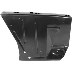 New Ford Mustang Inner Fender Apron   Front, LH 69 70 Automotive