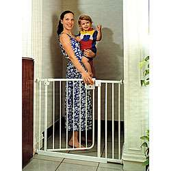 LA Baby Extra Tall Self closing Safety Gate