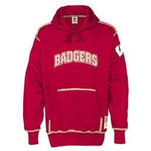 Wisconsin Badgers Hoodie ESPN U Pigskin Pride Hooded Sweatshirt