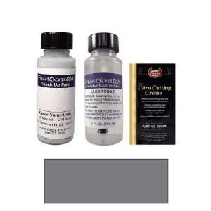 Oz. Slate Gray Metallic Paint Bottle Kit for 1990 Porsche 928 (22D/Q9