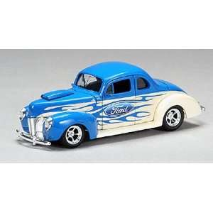 Speccast 1940 Ford Coupe Street Rod Car Diecast