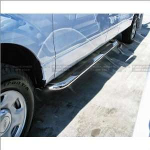 Black Horse Stainless Steel Nerf Bars 09 11 Ford F 150