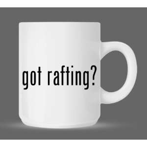 rafting?   Funny Humor Ceramic 11oz Coffee Mug Cup