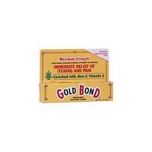 Chattem, Inc Gold Bond Medicated Cream   1oz   Model 90923
