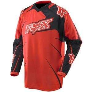 Fox Racing 360 Jersey   2010   2X Large/Bright Red