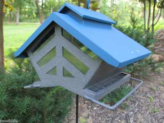 HERITAGE FARMS THE CHALET BIRD FEEDER 74240