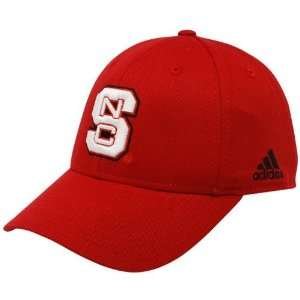 adidas North Carolina State Wolfpack Red Basic Logo
