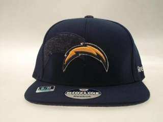 SAN DIEGO CHARGERS NFL Reebok PLAYER 2ND SEASON ONFIELD CAP YOUTH 4 7