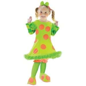Lolli the Clown Toddler Costume Toys & Games