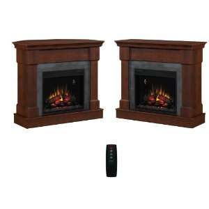 Classic Flame Franklin Collection 42 Wide Wall Corner Electric