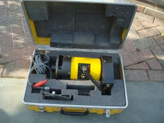 1182S ROTARY LASER LEVEL W SELF LEVELING BASE VERTICAL HORYZONT