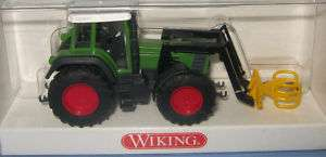WIKING 379 40 31 HO 187 Scale Fendt Favorit Hay Baler