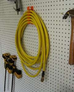 Air Hose Cord Holder Garage Business Storage Rack Reel Tool Gecko Toes
