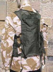BRITISH ARMY STYLE ASSAULT VEST