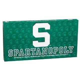 NCAA Michigan State Spartans Connect 4