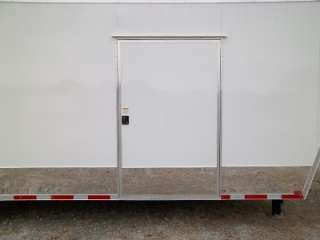 5x48 GOOSENECK ENCLOSED CARGO AUTO CAR HAULER RACE TRAILER 21,000